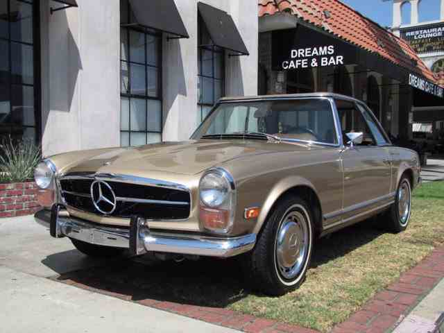 1971 Mercedes-Benz 280SL | 898859