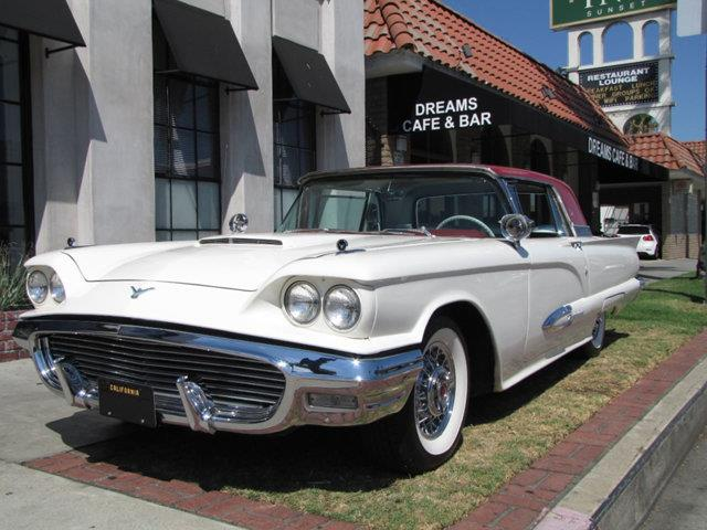 1959 ford thunderbird for sale on 14 available. Black Bedroom Furniture Sets. Home Design Ideas