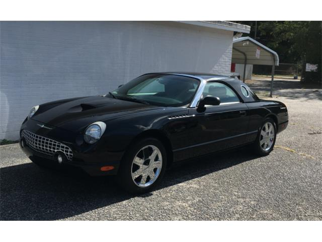 2002 Ford Thunderbird | 898867