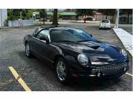 2002 Ford Thunderbird for Sale - CC-898867