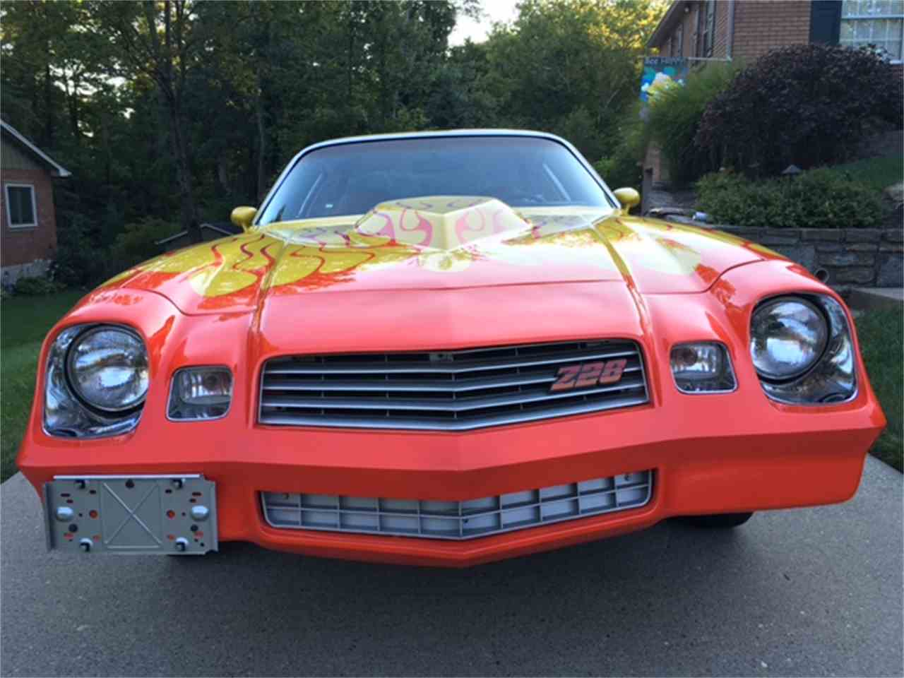 1981 Chevrolet Camaro For Sale Classiccars Com Cc 898882