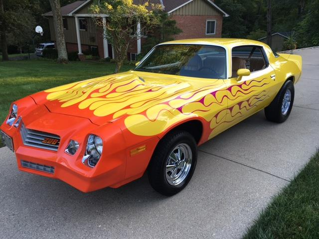 1981 Chevrolet Camaro | 898882