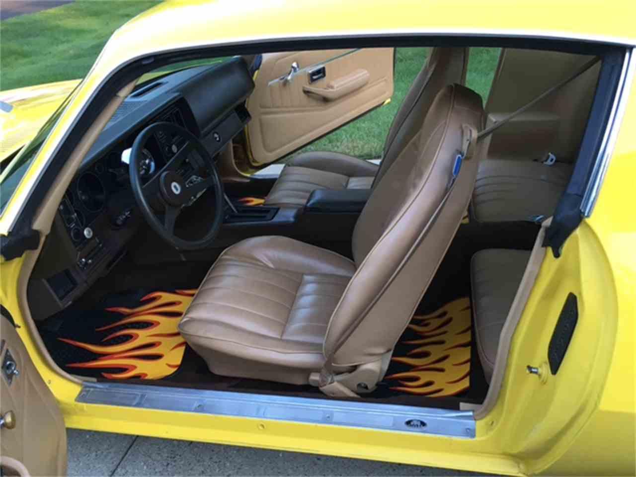 1981 Chevrolet Camaro For Sale Classiccars Com Cc 898882