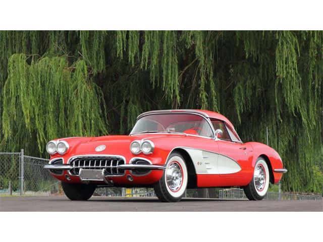 1960 Chevrolet Corvette | 898888