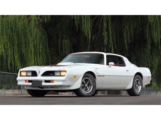 1977 Pontiac Firebird Trans Am | 898894