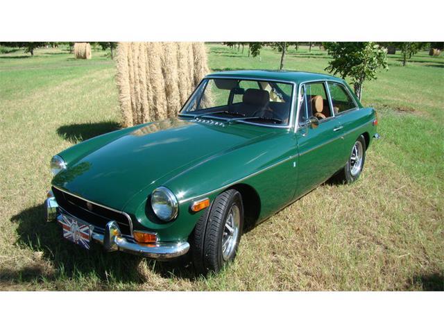 1972 MG B GT | 898895