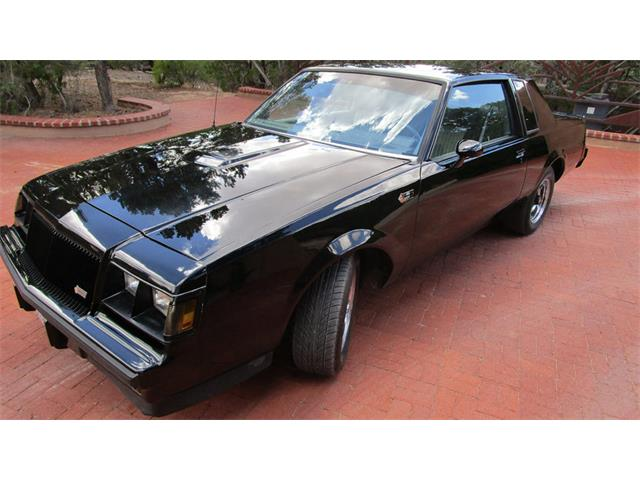 1987 Buick Grand National | 898897