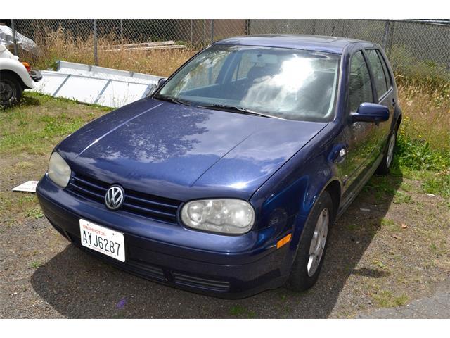 2002 Volkswagen Golf | 890891