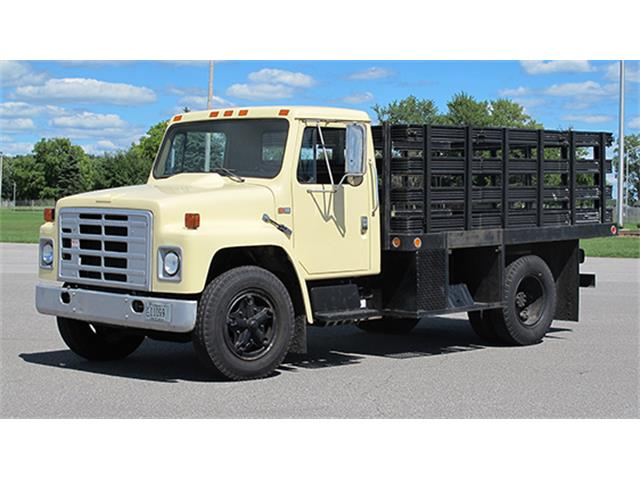 1984 International S 1600 Stake Bed Truck   898935
