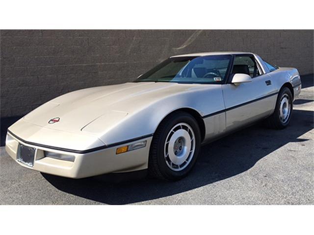 1987 Chevrolet Corvette | 898946