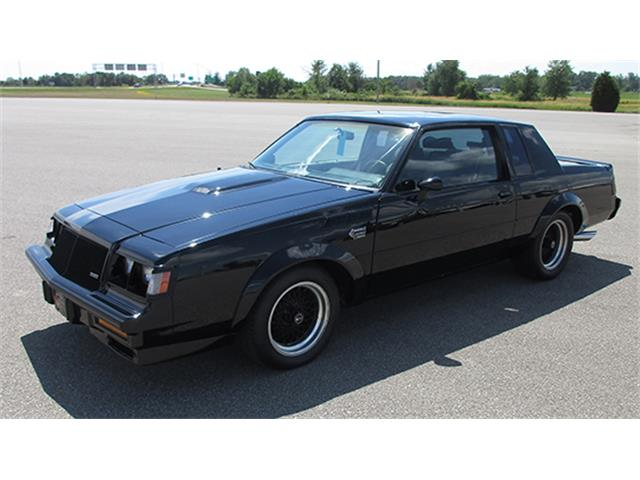 1987 Buick Grand National | 898947