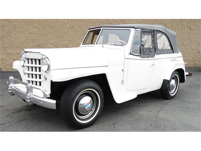 1950 Willys Jeepster   898948