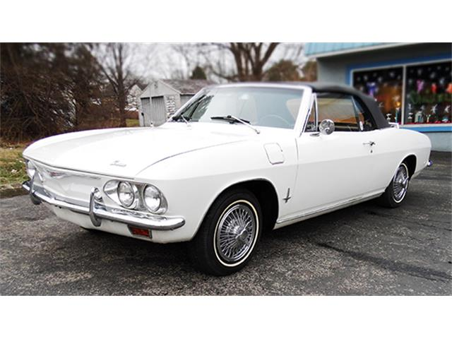 1965 Chevrolet Corvair | 898952