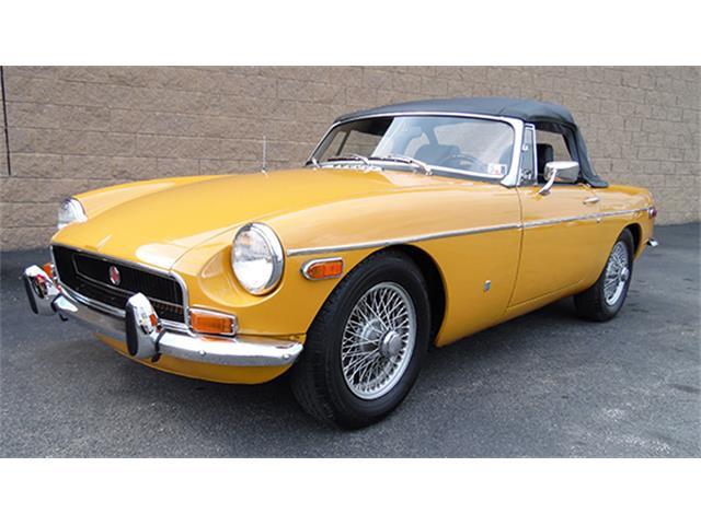 1972 MG MGB | 898956