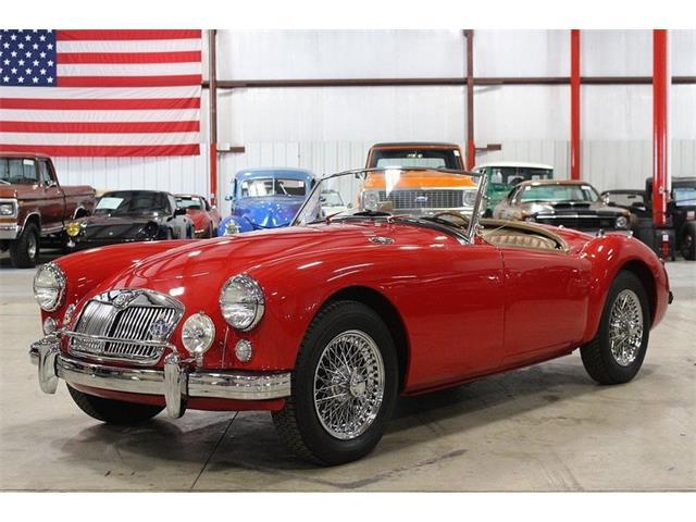 1958 MG MGA | 890896