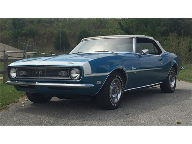 1968 Chevrolet Camaro | 898969