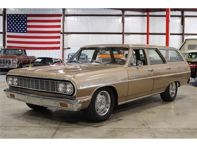 1964 Chevrolet Chevelle | 890897