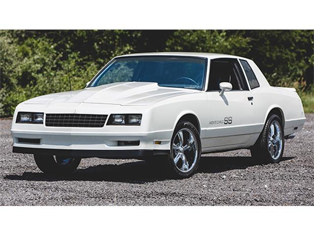 1984 Chevrolet Monte Carlo SS | 898972