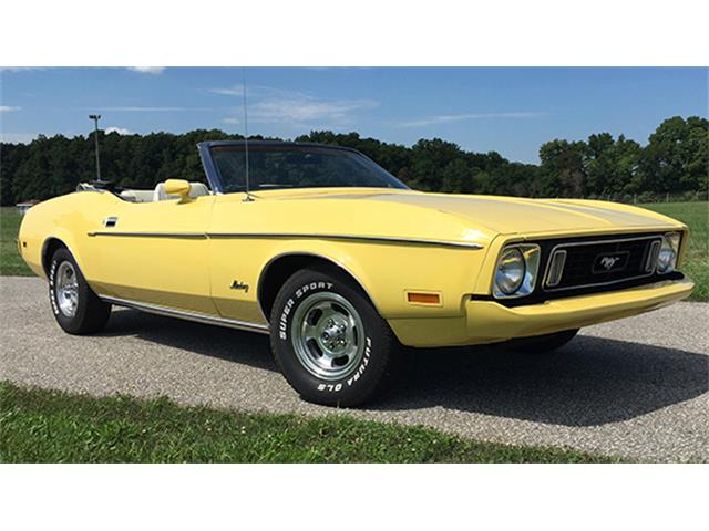 1973 Ford Mustang | 898974