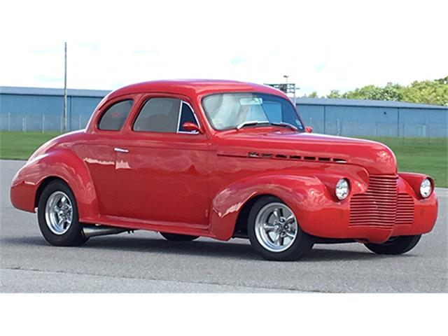1940 Chevrolet Master 85 Coupe Custom | 898981