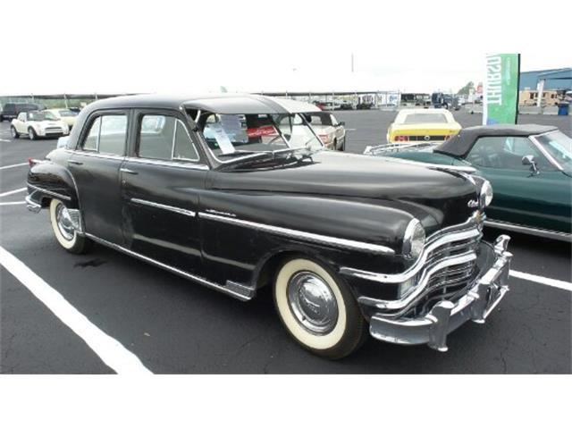 1949 Chrysler Windsor Four-Door Sedan | 898985