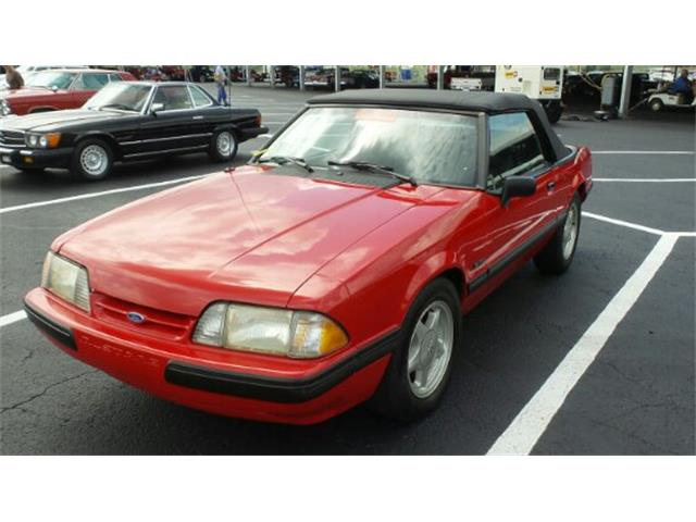 1991 Ford Mustang | 898993