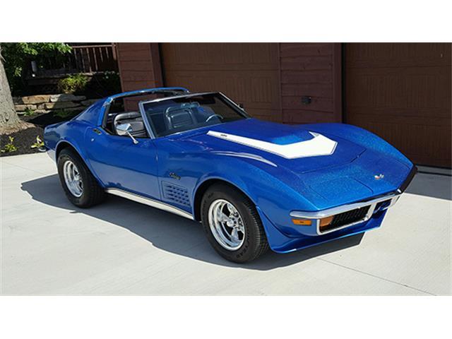 1972 Chevrolet Corvette Coupe Custom | 898994