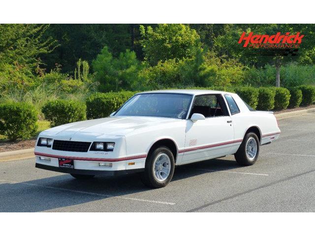 1987 Chevrolet Monte Carlo | 890900