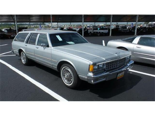 1981 Chevrolet Caprice Classic Station Wagon | 899003