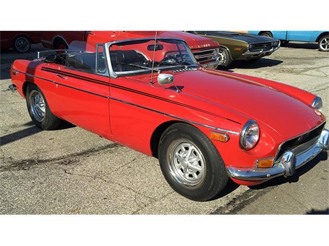 1970 MG MGB | 899008