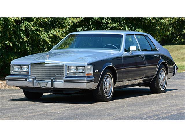 1984 Cadillac Seville   899009