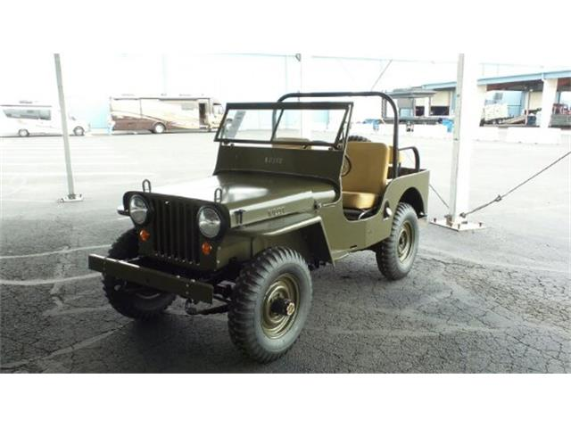 1947 Willys-Overland CJ2A | 899012