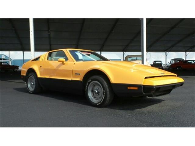 1975 Bricklin SV 1   899013