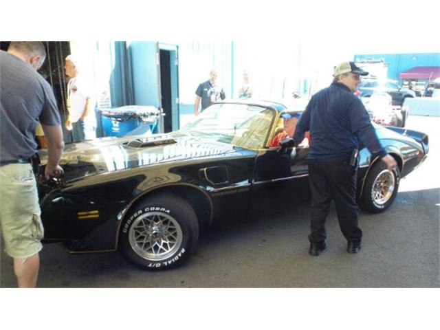 1981 Pontiac Firebird Trans Am | 899018