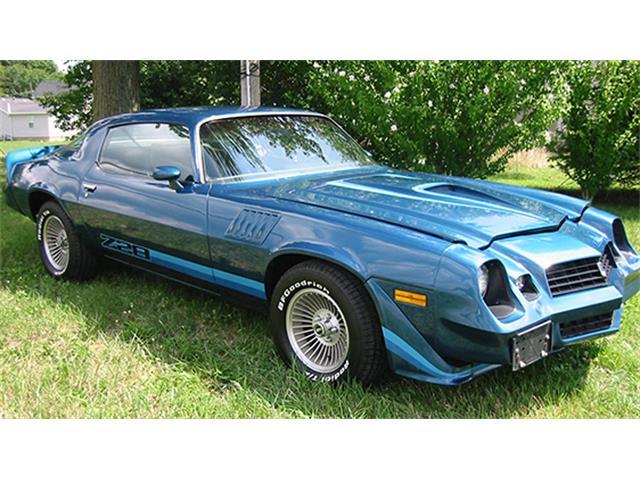 1979 Chevrolet Camaro Z28 | 899021