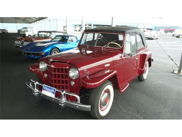 1948 Willys Jeepster | 899028