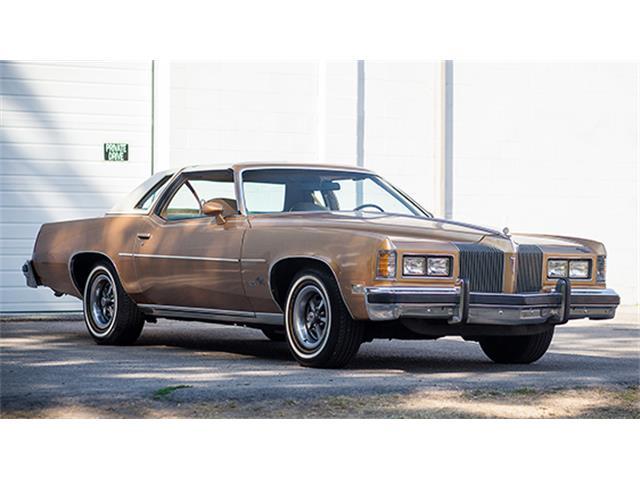 1976 Pontiac Grand Prix LJ 50th Anniversary Edition | 899029