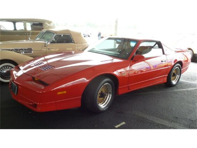 1989 Pontiac Firebird Trans Am GTA | 899037