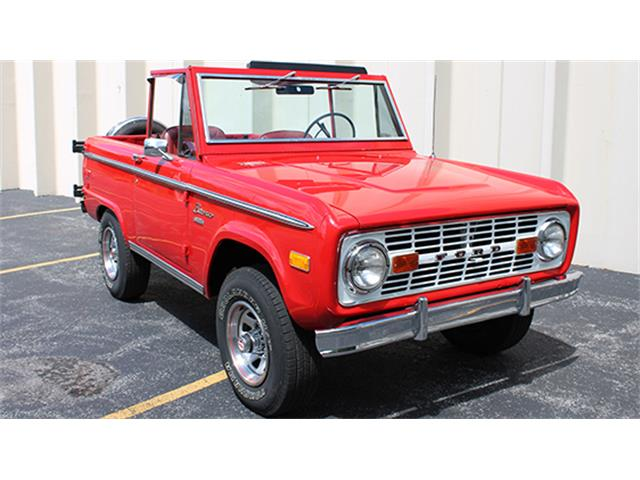 1974 Ford Bronco | 899039