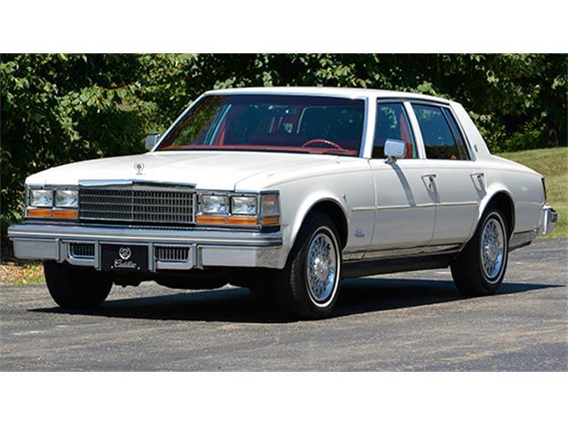 1977 Cadillac Seville   899042