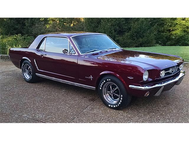 1965 Ford Mustang C-Code Hardtop | 899048