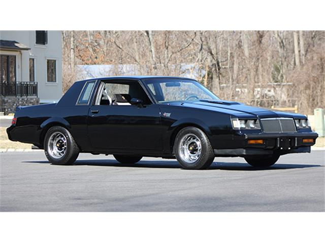1986 Buick Grand National | 899051