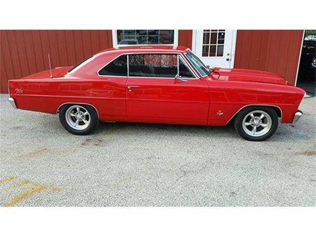1966 Chevrolet Chevy II Nova Sport Coupe Custom | 899056