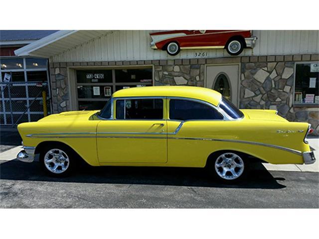 1956 Chevrolet Bel Air Two-Door Sedan Custom | 899068