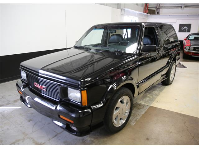1993 GMC Jimmy | 890908