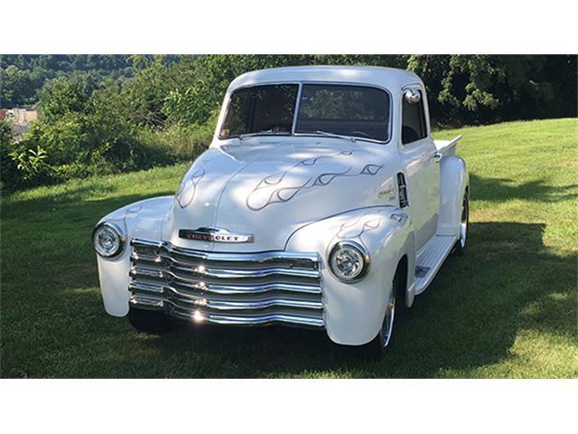 1950 Chevrolet 3100 Pickup Custom | 899089