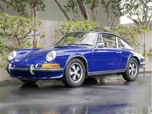 1972 Porsche 911S Sunroof Coupe | 899112