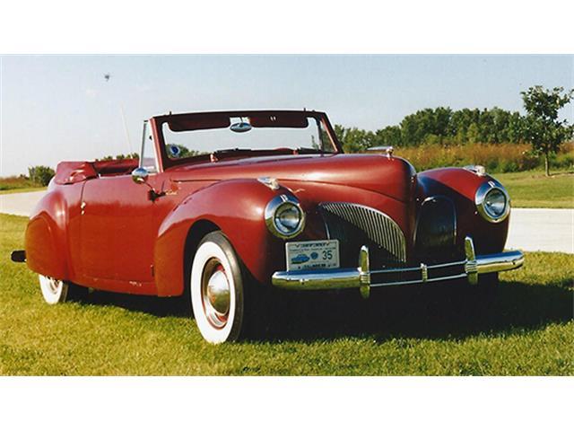 1941 Lincoln Continental | 899120