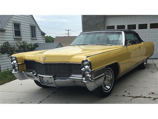 1965 Cadillac Eldorado | 899130