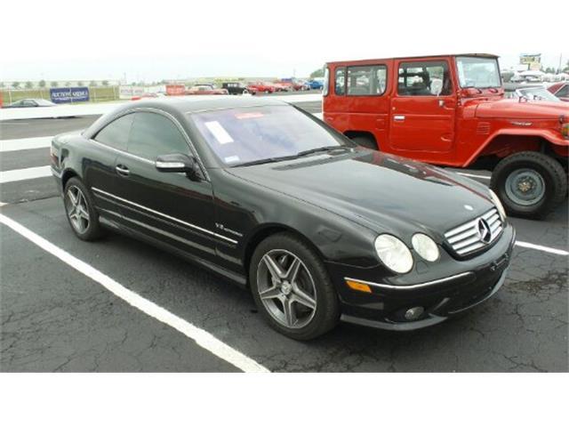 2003 Mercedes-Benz CL55 | 899138